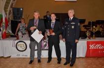 Vítězné družstvo Střeleckých organizací ve střelbě zeSa vz.58 + Pi CZ 75 • SSKP