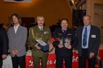 Absolutní vítězné družstvo ve střelbě zeSa vz.58 • SOC MO Praha • Putovní pohár