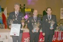 Vítězné družstvo IPA ve střelbě ze Sa vz.58 + Pi CZ 75 • IPA Znojmo • Putovní pohár – IPA – sekce ČR